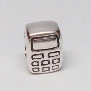 RETIRED Authentic Pandora Mobile Phone Charm RARE